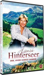 hansi hinterseer - der, hvor hjertet banker - DVD