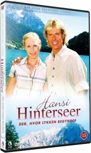 hansi hinterseer - der, hvor lykken begynder - DVD