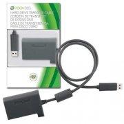 microsoft xbox 360 - harddisk adapter kabel - Konsoller Og Tilbehør