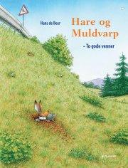 hare og muldvarp - bog