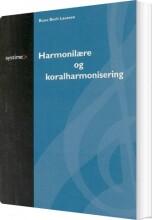 harmonilære og koralharmonisering - bog