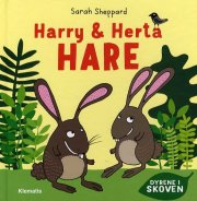 harry & herta hare - bog