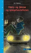 harry og jønne og spøgelsebilisten - bog