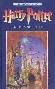 harry potter 1 - harry potter og de vises sten - bog
