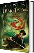 harry potter 2 - harry potter og hemmelighedernes kammer - bog