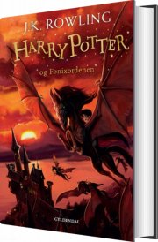 harry potter 5 - harry potter og fønixordenen - bog