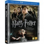 harry potter 7 og dødsregalierne / the deathly hallows - part 1 + dokumentar - Blu-Ray
