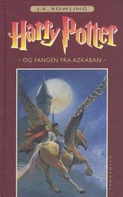 harry potter og fangen fra azkaban 3 - bog