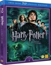 harry potter og flammernes pokal / harry potter and the goblet of fire + dokumentar - Blu-Ray