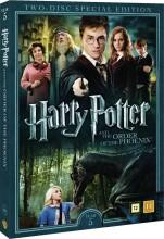 harry potter og fønixordenen + dokumentar - DVD