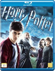 harry potter 6 og halvblodsprinsen / and the half-blood prince - Blu-Ray