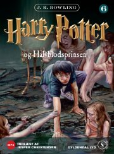 harry potter 6 - harry potter og halvblodsprinsen - Lydbog