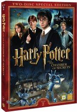 harry potter 2 og hemmelighedens kammer / and the chamber of secrets + dokumentar - DVD