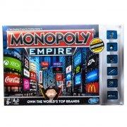 hasbro - monopoly empire - dansk version - Brætspil