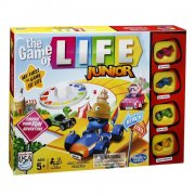 hasbro - the game of life junior (dk/no) - Brætspil
