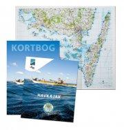 havkajak - din guide til det sydfynske øhav - bog