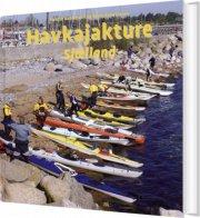 havkajakture - sjælland - bog