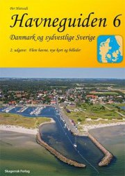 havneguiden 6. danmark og sydvestlige sverige - bog
