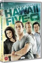 hawaii five-o - remake - sæson 4 - DVD