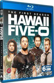 hawaii five-0 - sæson 1 - Blu-Ray