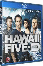 hawaii five-0 - sæson 2 - Blu-Ray