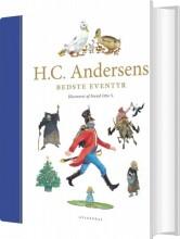h. c. andersens bedste eventyr - bog