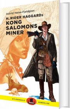 h. rider haggards kong salomons miner - bog