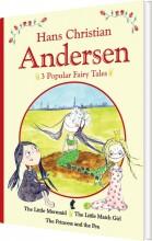 h.c. andersen - 3 popular fairy tales i - bog