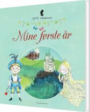 h.c. andersen - mine første år - bog