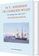 h.c. andersen og familien wulff - bog