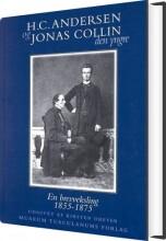 h.c. andersen og jonas collin d.y - bog