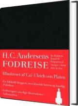 h.c. andersens fodreise - bog
