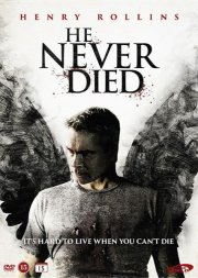 he never died - DVD