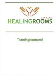 healing rooms træningsmanual - bog