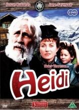 heidi - mini-serie - DVD