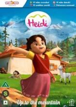 heidi vol. 1 - op på bjerget - DVD