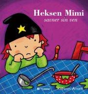 heksen mimi savner sin ven - bog