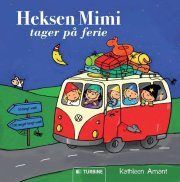 heksen mimi tager på ferie - bog