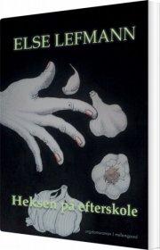 heksen på efterskole - bog