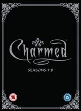 charmed box / heksene fra warren manor boks - komplet - DVD