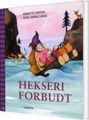 hekseri forbudt - bog