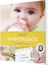 helens babydagbog - bog