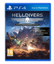 helldivers: super-earth ultimate edition - PS4
