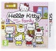 hello kitty: happy family - nintendo 3ds