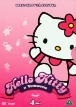 hello kitty og vennerne - eventyrserien - DVD