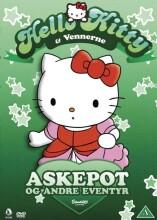 hello kitty og vennerne - vol. 3 askepot og andre eventyr - DVD