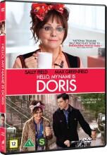 hello my name is doris - DVD