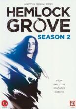 hemlock grove - sæson 2 - DVD