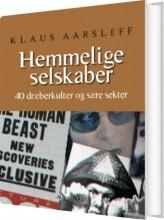 hemmelige selskaber - bog