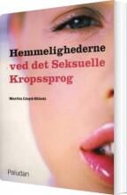 hemmelighederne ved det seksuelle kropssprog - bog